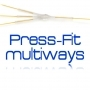 PRESS-FIT Multiways Connectors